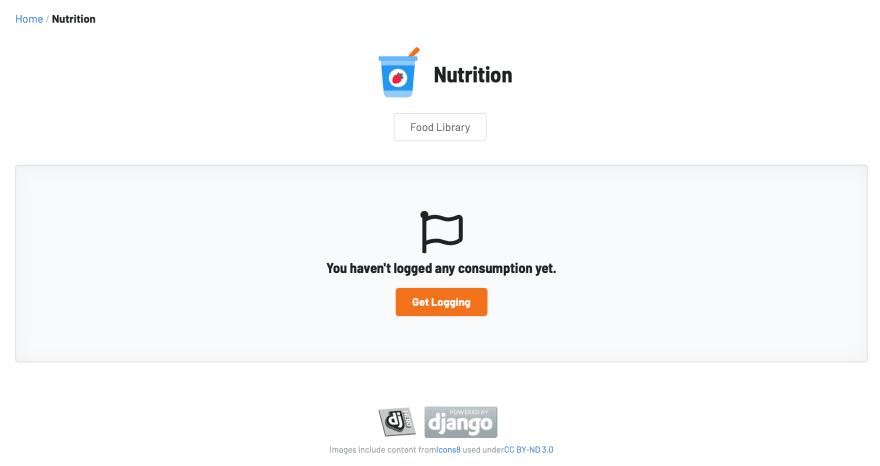 LifeKnifeX empty nutrition