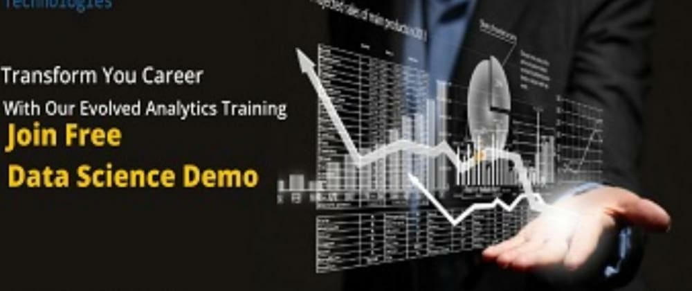Cover image for Data Science Training In Hyderabad