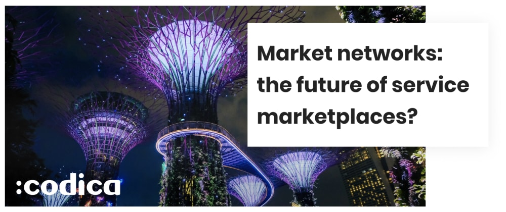 Cover image for What is a Market Network?