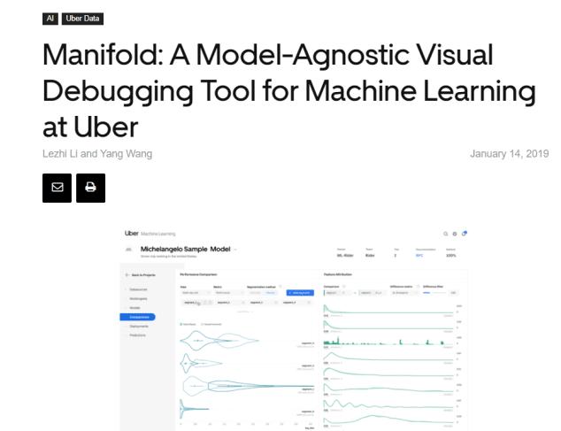 Uber Manifold
