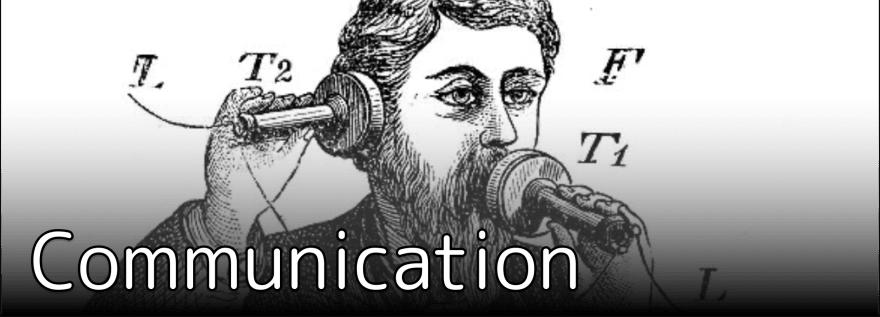 Communication Banner