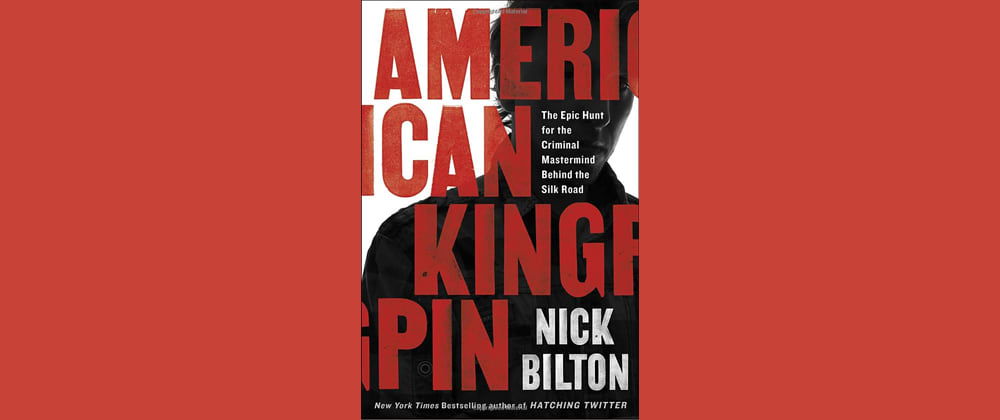 Cover image for American Kingpin: A Software Crime Thriller