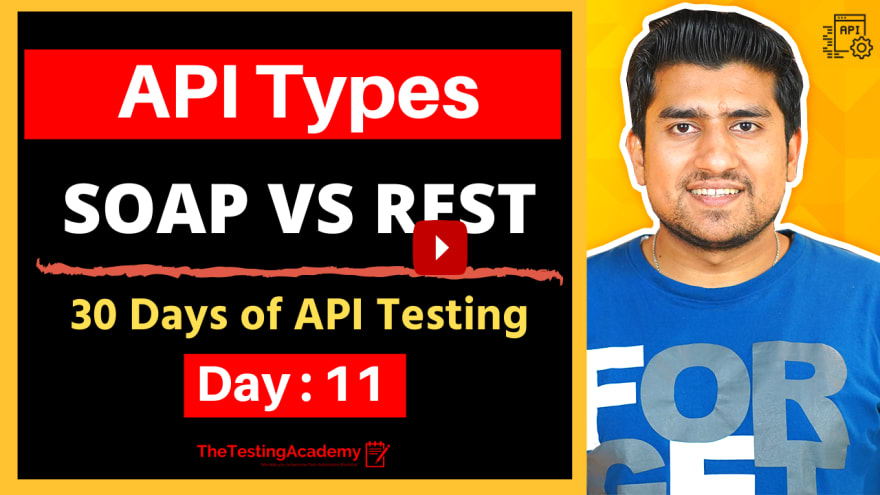 30 Days of API Testing