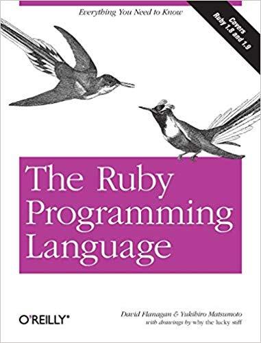 The-Ruby-Programming-Language