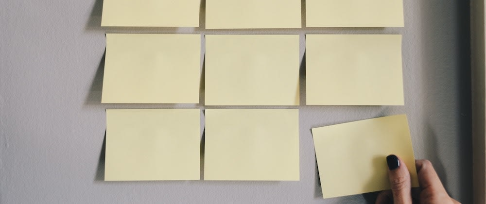 Cover image for A Visual Strategy To Handle On-Going Tasks