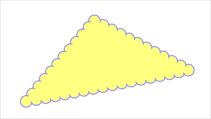 The customized appearance of cloud