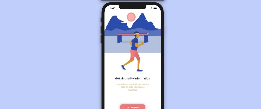 Cover image for SwiftUI Onboarding View