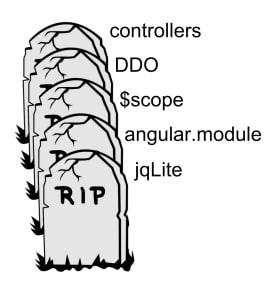 AngularJS 1.0 aspects skipped for Angular