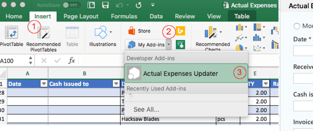 Cover image for Sideload Excel Add-In on MacOS Sierra
