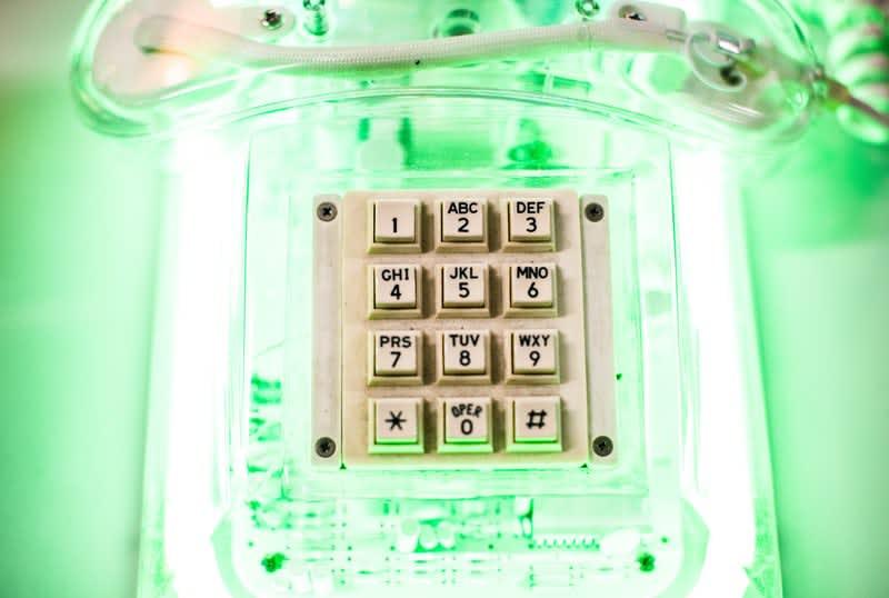 phone keypads
