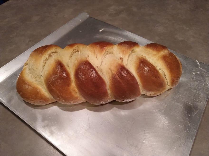 glorious looking bread