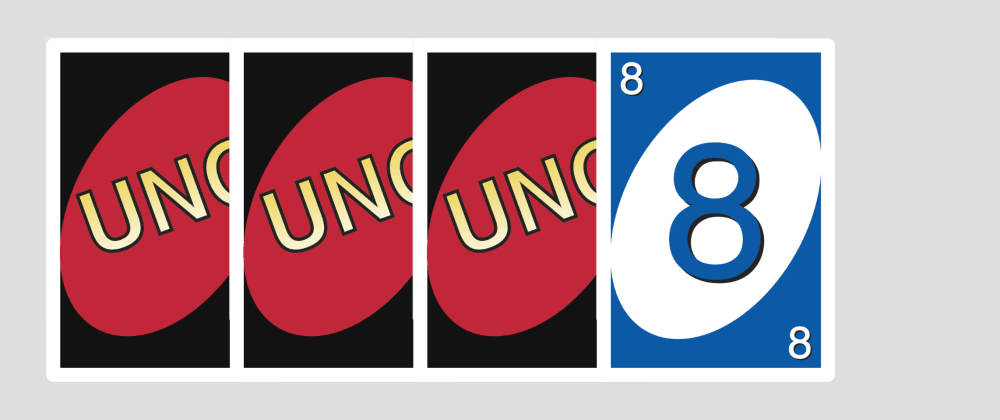 Cover image for Flipping UNO cards using only CSS
