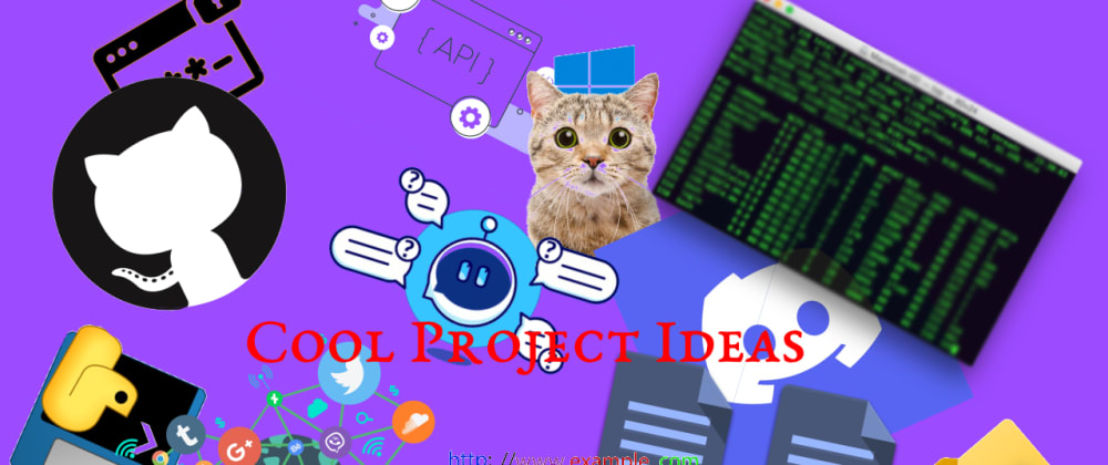 Cover image for Cool Python Project Ideas which are Really UNIQUE(But can be made in Other Languages)