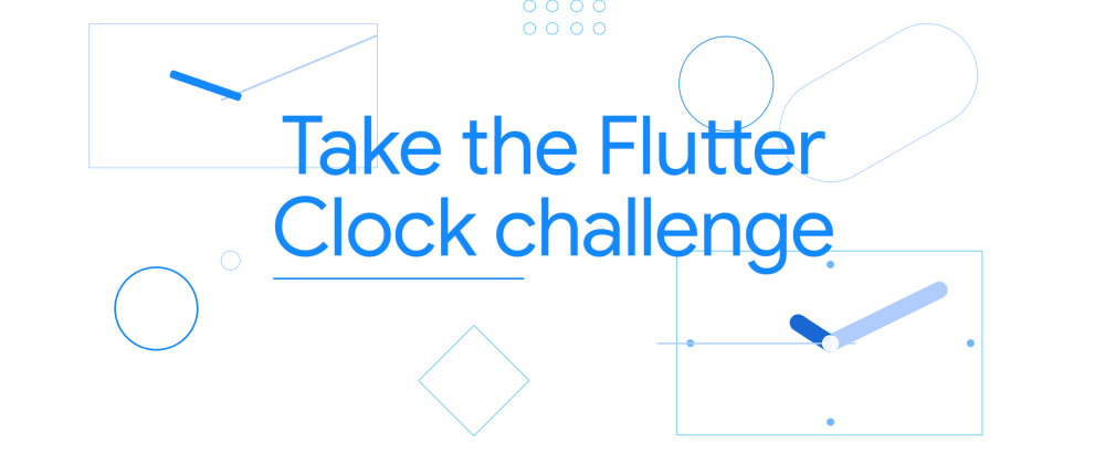 Cover image for Take the FLUTTER CLOCK CHALLENGE and WIN a FREE Apple iMac PRO and other exciting prizes