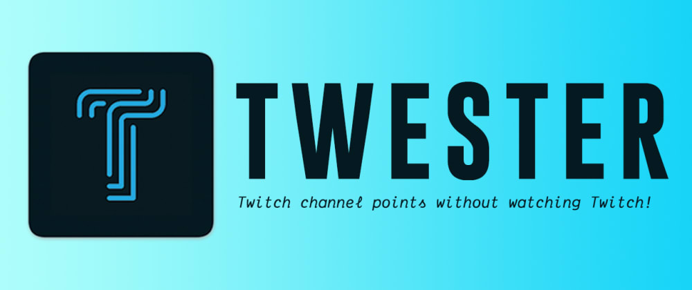 Cover image for I finally released the app I was working on for over a month! It's called Twester.