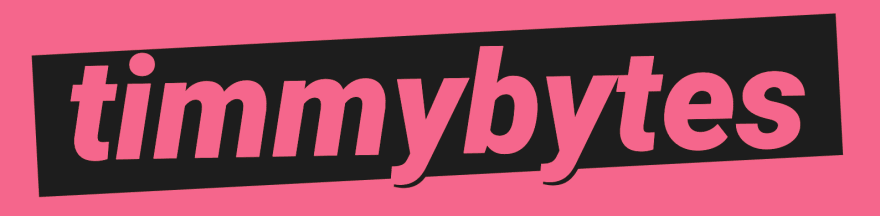 timmybytes banner
