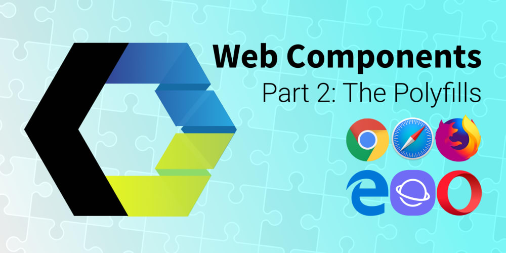Lets Build Web Components! Part 2: The Polyfills - DEV