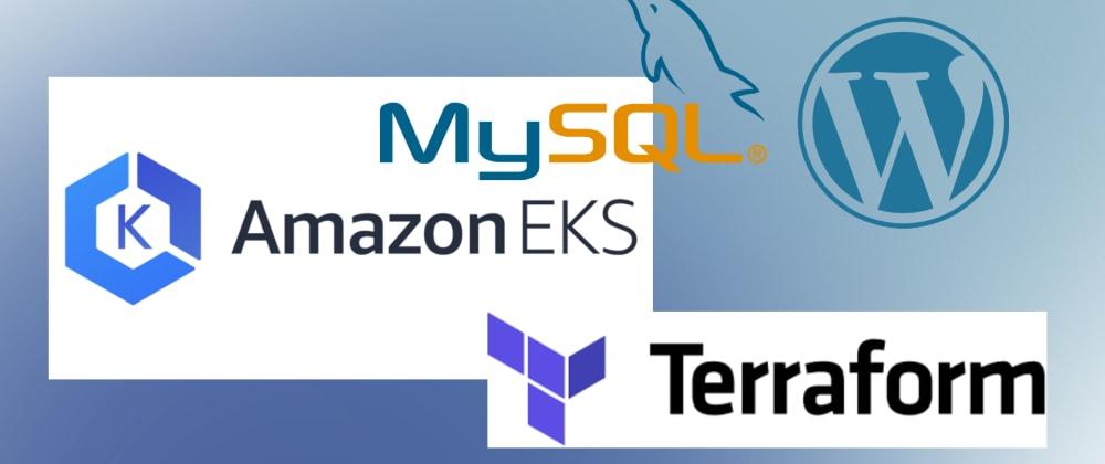 Cover image for Multi-Tier Architecture on AWS EKS using Terraform