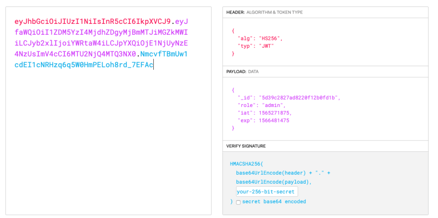 Secure Your Node js Application With JSON Web Token - DEV Community