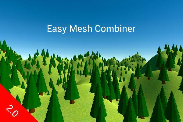 Easy Mesh Combiner MT