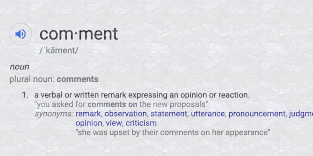 Better Front-End Comments - DEV Community 👩 💻👨 💻