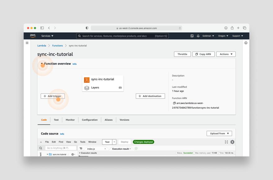 Add AWS API Gateway as Trigger for Airtable Lambda