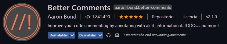 better comments