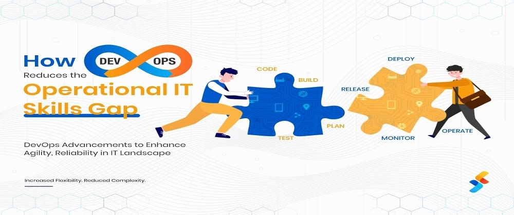 Cover image for How DevOps Reduces the Operational IT Skill Gaps