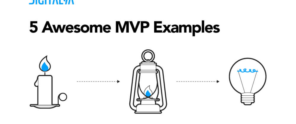 Cover image for 5 Awesome Minimum Viable Product Examples
