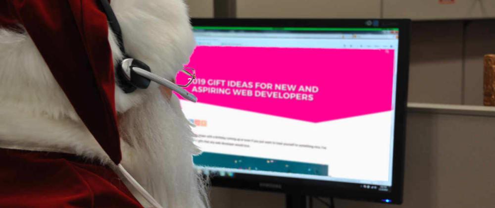 Cover image for 2019 Rad Web Developer Gift Guide