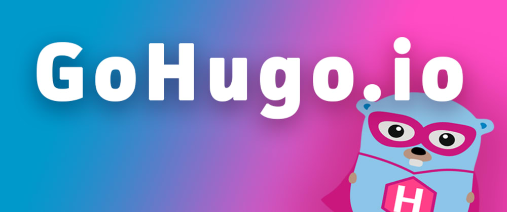 Cover image for Building static blog with Hugo