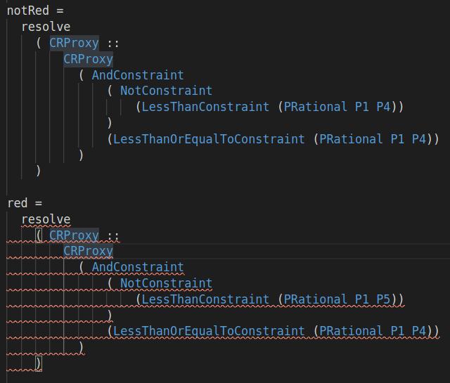 red compiler invoke