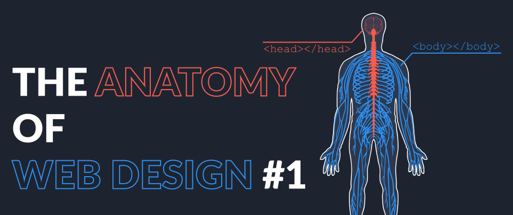 Cover image for Part 1: The Anatomy of HTML