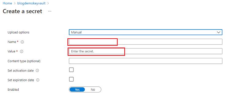KeyVault-Secrets-Create