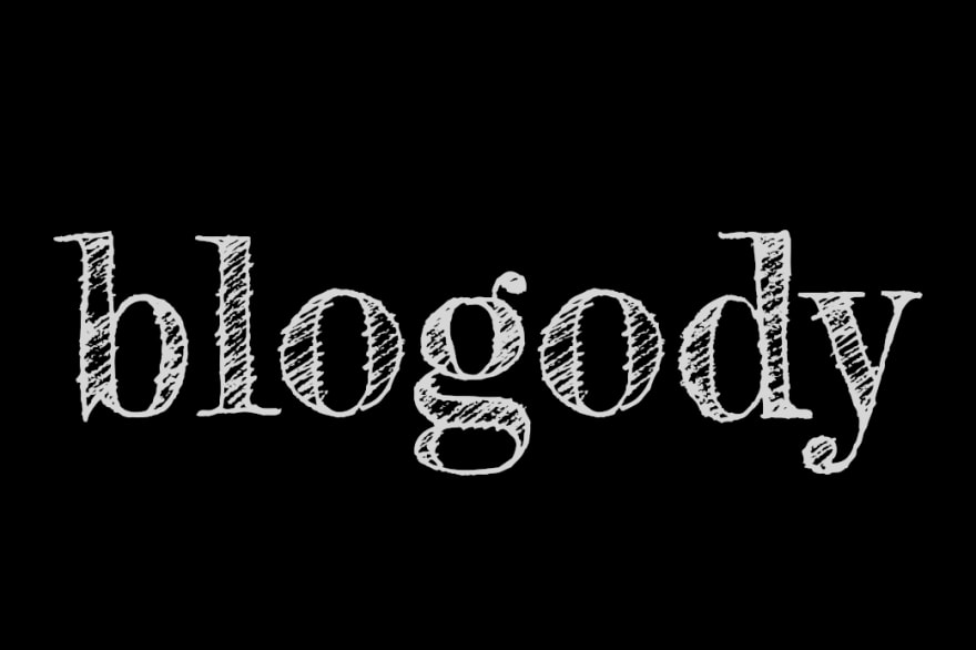 Blogody - Tune into the melody of a new blogging platform