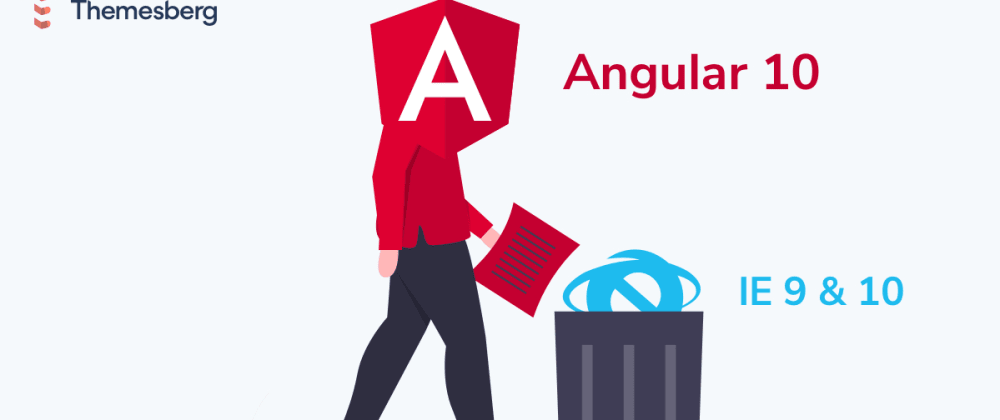 Cover image for Have you had any experiences with the new Angular 10?