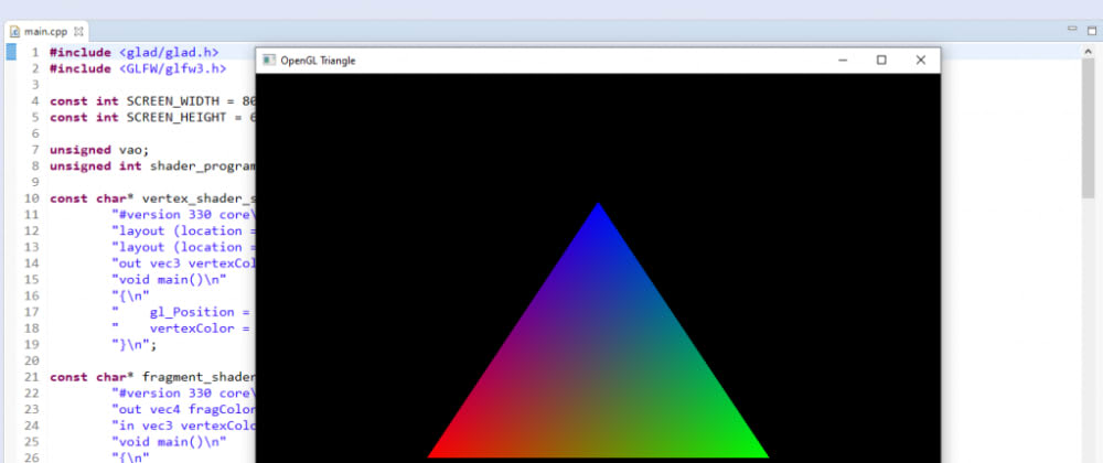 Cover image for Have you tried learning WebGL/OpenGL technologies? How did it go?