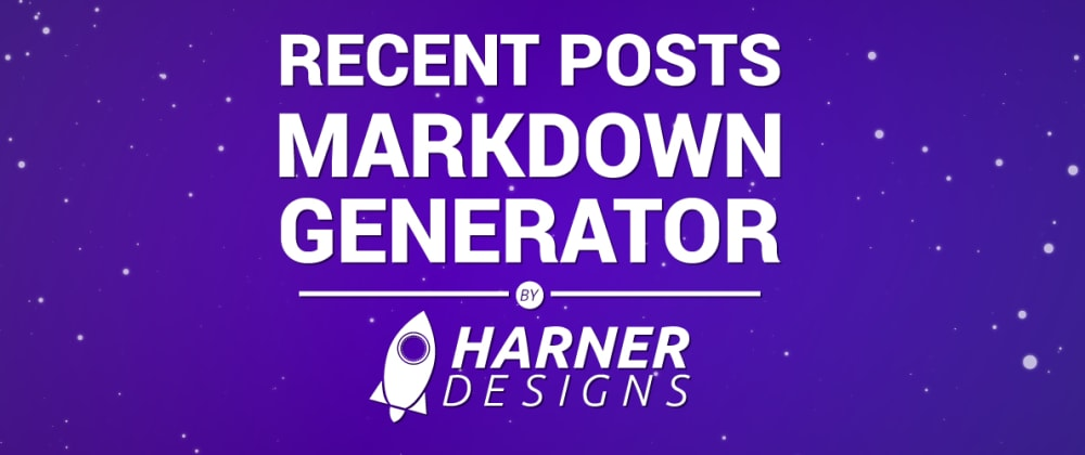 Cover image for WordPress Recent Posts Markdown Generater