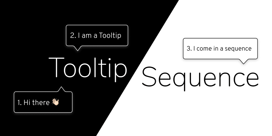 Tooltip Sequence
