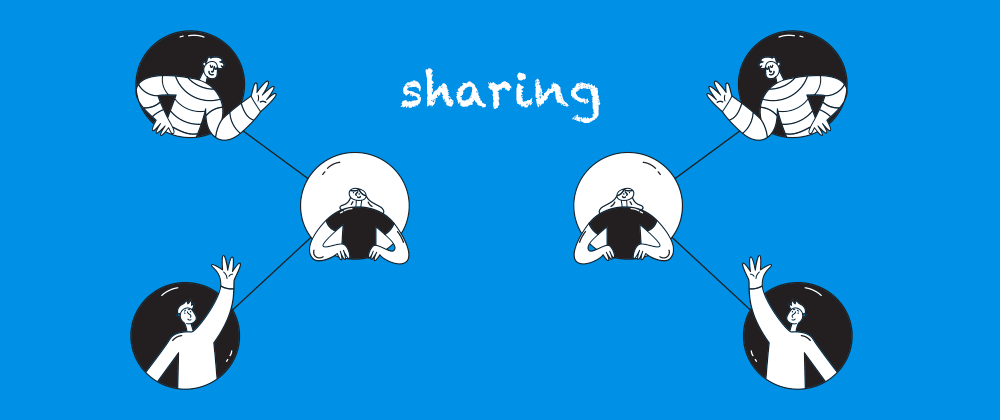 Cover image for Sharing with the Navigator Share API