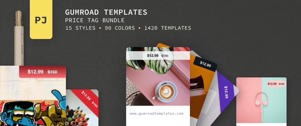 Cover image for How I automated the creation of 1420 CSS templates over a weekend?