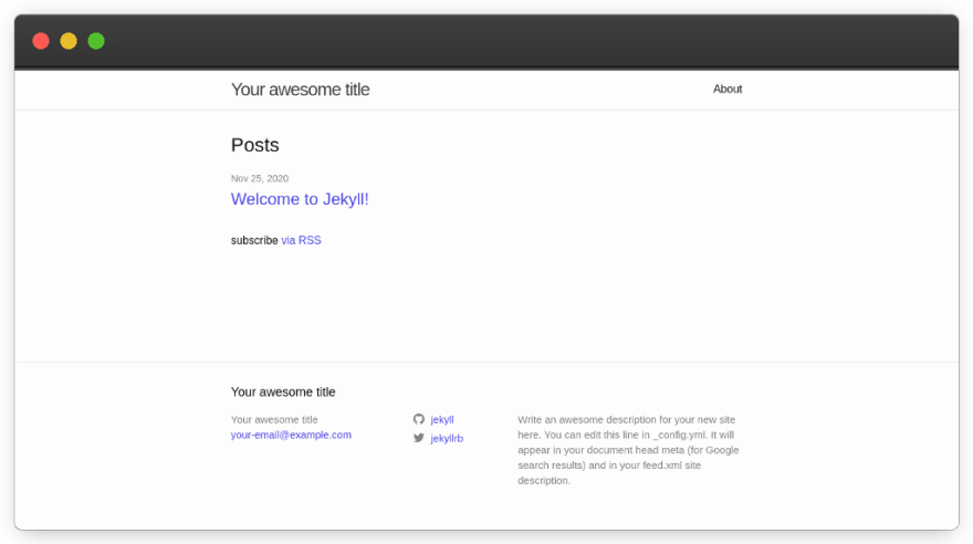 Website deployed successfully on Netlify