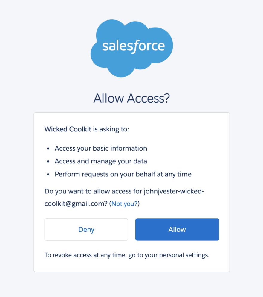 Integrate Heroku with Salesforce