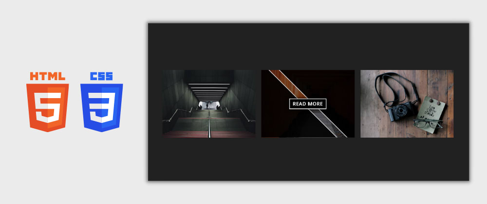 Cover image for Day 27/30 : CSS Image Hover Effect | Show Button on Hover