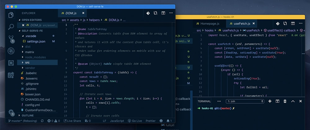Cover image for Working on multiple windows in VS Code? Simple trick to increase productivity!