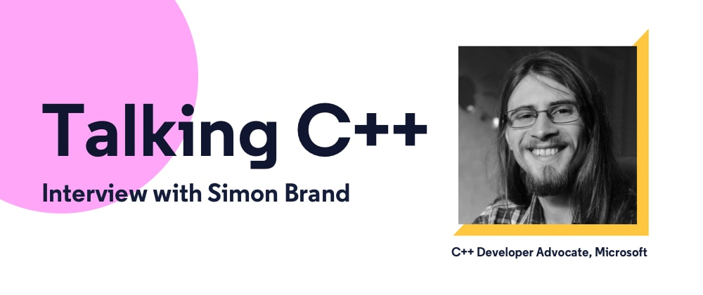 Cover image for Talking C++: Interview with Simon Brand