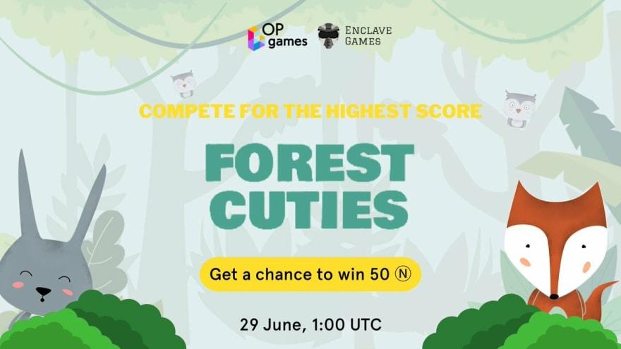 Enclave Games - Forest Cuties tournament