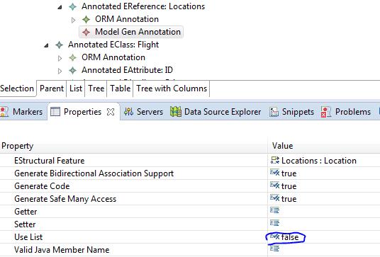 set use list = false