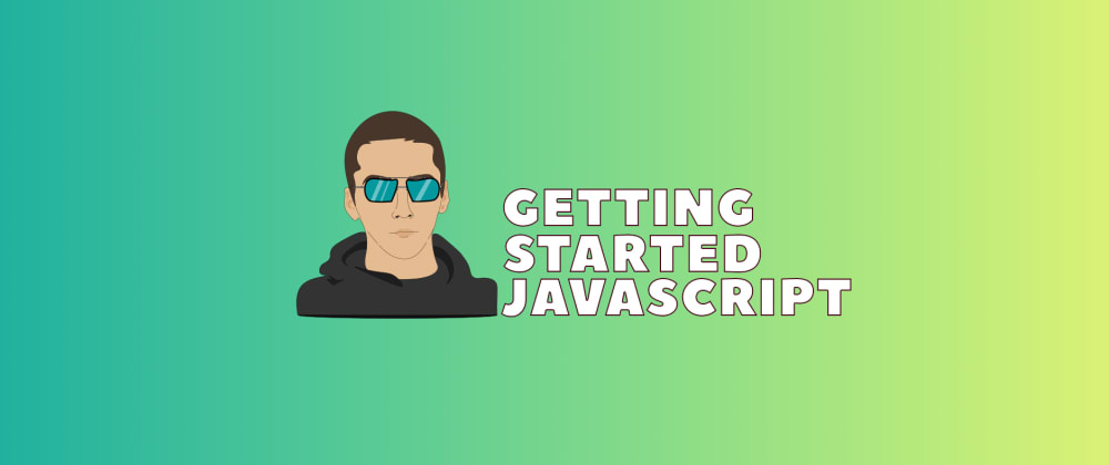 Cover image for Getting started with JavaScript - Chapter 4 🚀
