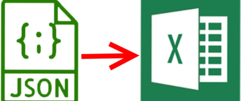 Cover image for How to save JSON data in EXCEL file using Node.js
